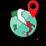 Un Blogger per l'Italia Logo